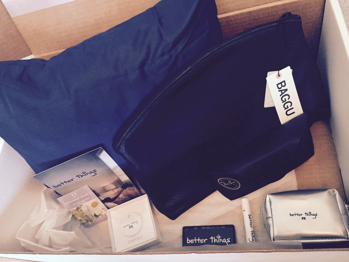 How FX New Series 'Better Things' relates + A Mom Survival Kit Giveaway feat. Ray Ban & BAGGU