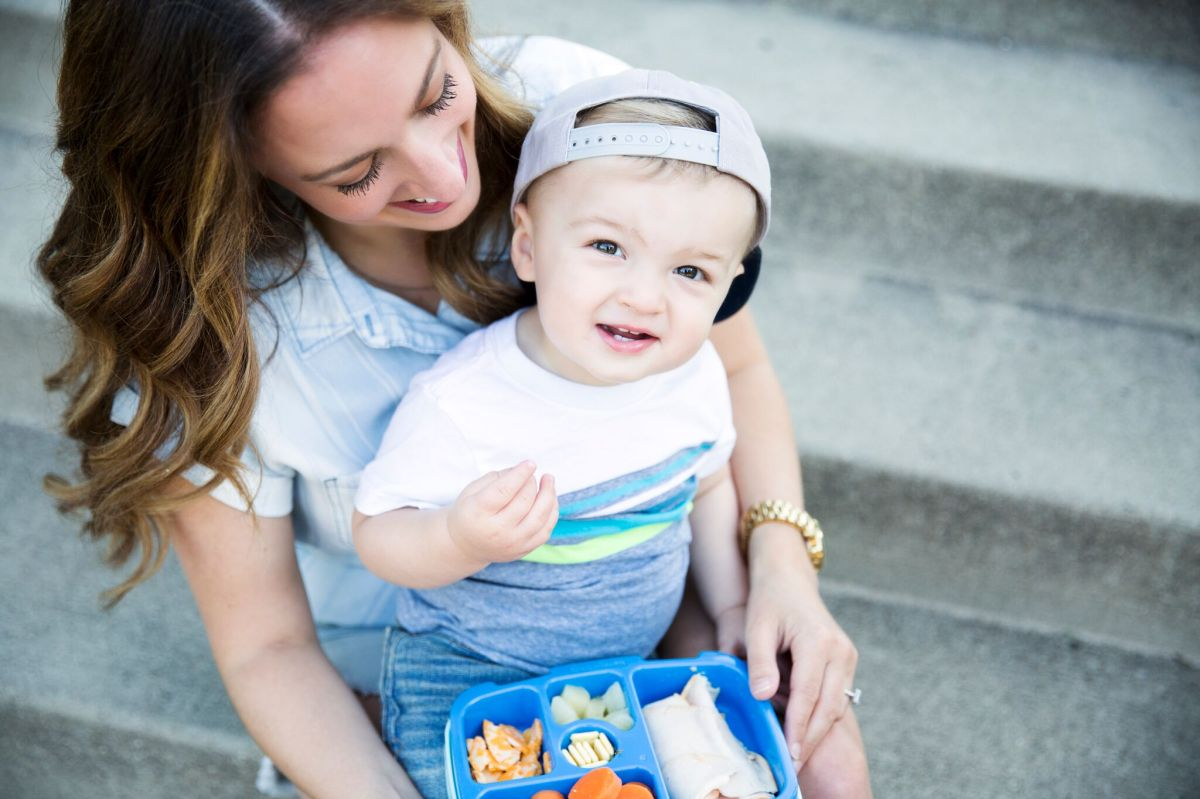 Feeding our Toddler On the Go {with Bentgo!}